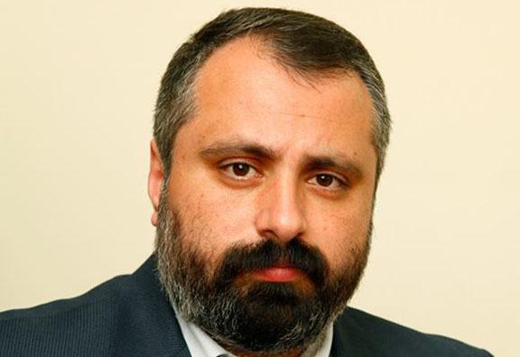 David Babayan, Spokesman for the President of the Nagorno-Karabakh Republic