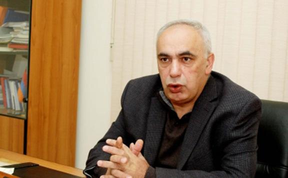 Former Artsakh (Nagorno-Karabakh) Republic Deputy Prime Minister Artur Aghabekyan (Source: Artsakhpress)