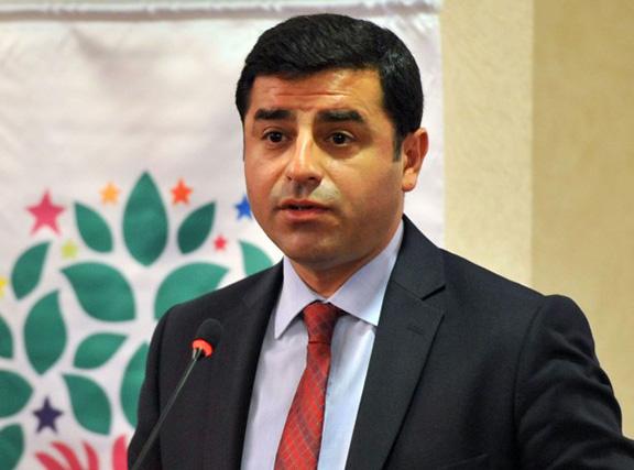 HDP co-chair Selahattin Demirtas (Source: Reuters)