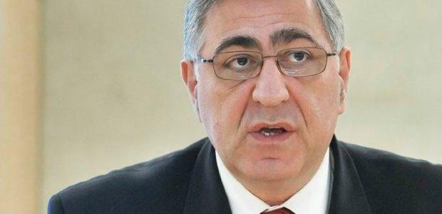 Head of the Armenian Mission to the OSCE, Ambassador Aram Kirakosyan