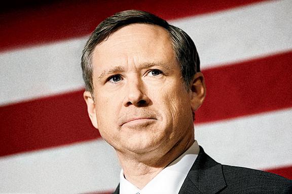 Sen. Mark Kirk, (R-Ill.)