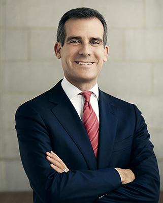 Mayor of Los Angeles, Eric Garcetti