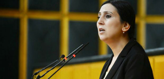 HDP Co-Chair, Figen Yüksekdağ
