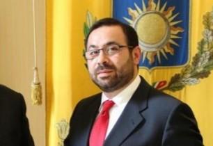 Armenian Ambassador to Italy, Sargis Ghazaryan