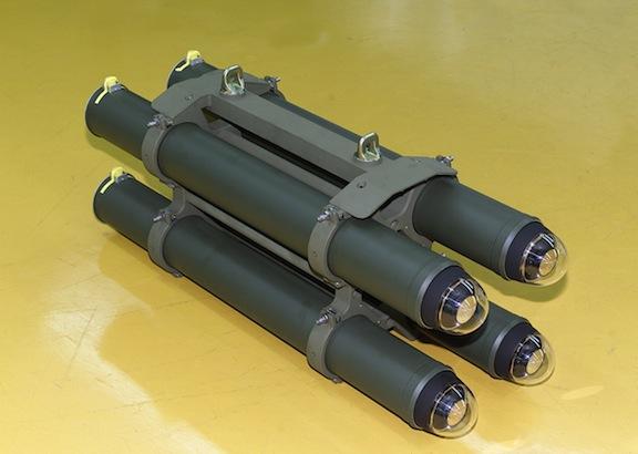 Israeli-made anti tank missile