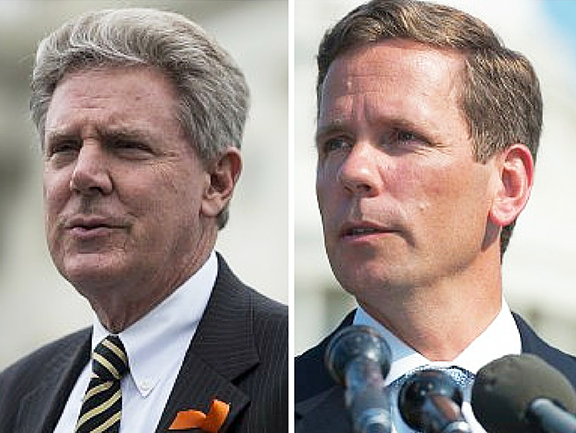 Congressional Armenian Caucus Co-Chairs Frank Pallone (D-NJ) and Robert Dold (R-IL)