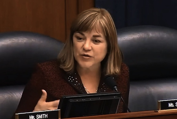 """Rep. Loretta Sanchez (D-CA) calling for a """"Leahy Law"""" investigation of Azerbaijan during the mark-up of the National Defense Authorization Act (NDAA)"""