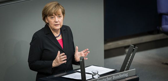 Chancellor Angela Merkel (Source: ArmRadio)