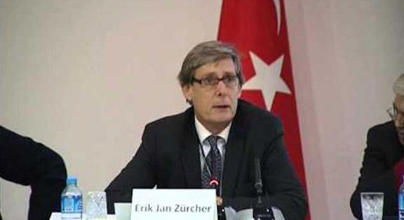 "Erik-Jan Zürcher returns his Medal of High Distinction due to ""dictatorial"" rule by Turkish President Erdogan."