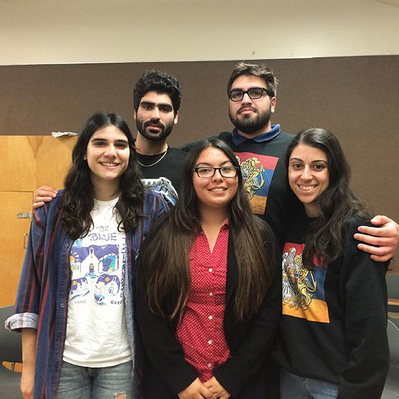 UC Santa Cruz Armenian Students' Association