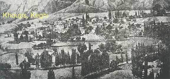 The Village of Koups