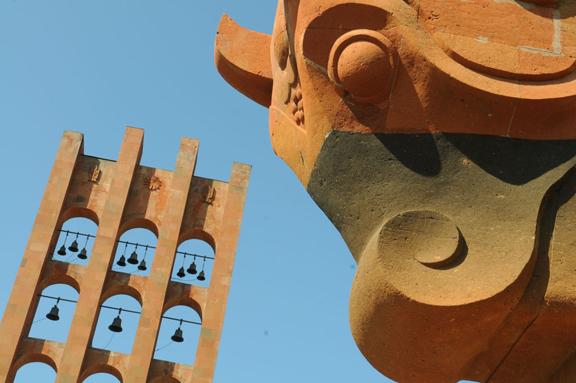 The Sardarabad Monument (Photo by Matthew Karanian)