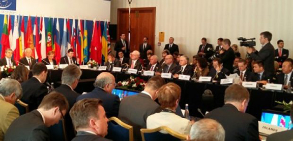 126th Session of the Committee of the Ministers of the Council of Europe in Sofia, Bulgaria
