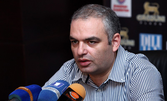 Armenian Genocide Museum-Insitute Director, Hayk Demoyan (Source: ArmRadio)