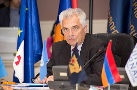 EU Delegation to Armenia, Piotr Switalski