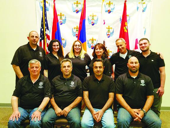 Homenetmen Regional Athletic Council