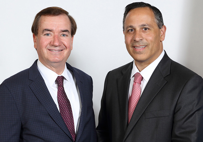 Chairman Ed Royce and ANCA Chairman Raffi Hamparian