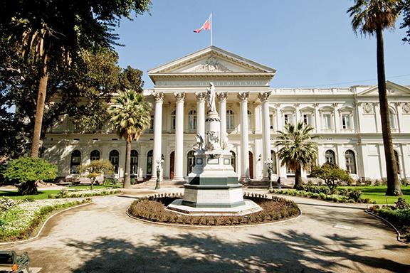 Chile's Chamber of Deputies