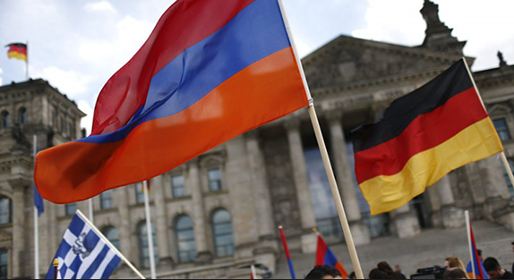 Germany summons Turkish charge d'affaires over Armenian Genocide vote (Source: ArmRadio)