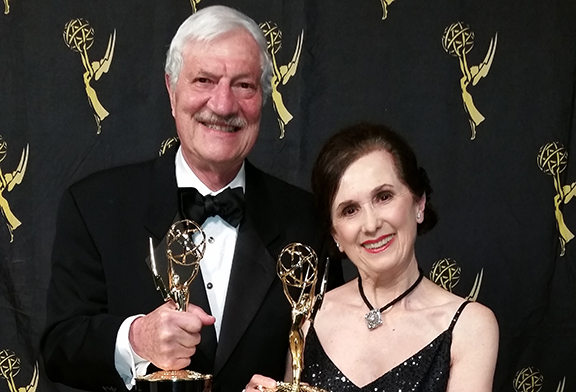 """The Ballet titled """"Meran Vor Aprink"""" (They Died So We May Live), dedicated to the Armenian Genocide, was honored with television's prestigious Emmy Award at the 45th Annual Emmy Awards 2016 Ceremony."""