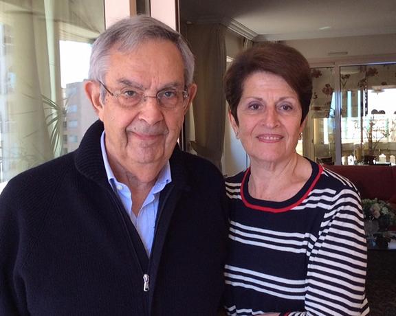 AUA has received a gift of $1 million from Monaco-based philanthropists Berj and Sonia Kalaidjian.