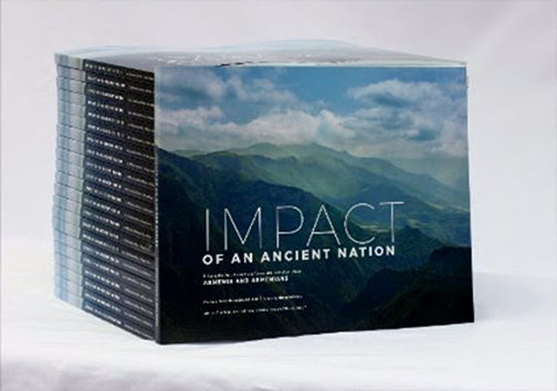 Impact of an Ancient Nation: Bridging the Past, Present, and Future with 100+ Facts about Armenia and Armenians by Lena Maranian Adishian and Nareg Seferian