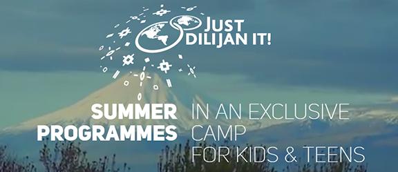 JUST DILIJAN IT! summer program gets underway in Dilijan, Armenia (Source: justdilijanit.org)