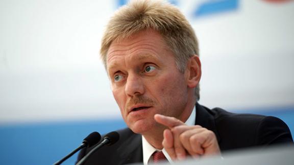 Kremlin spokesperson, Dmitry Peskov (Source: Reuters)