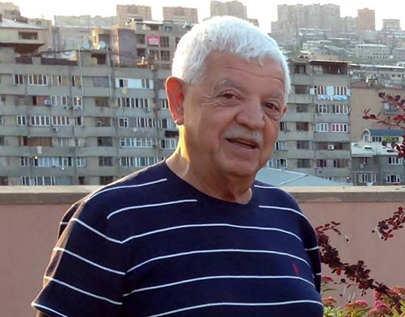 Unger Varoujan Koundakjian