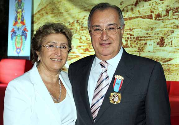 Annie and Alecco Bezikian