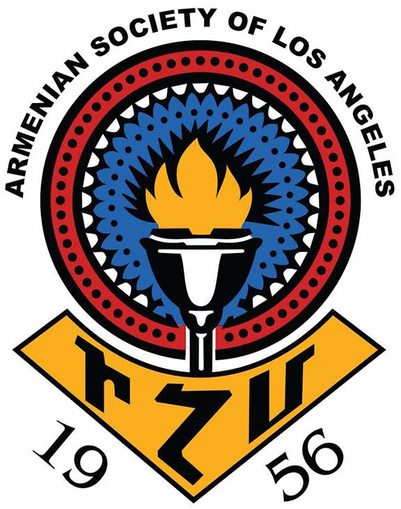 Armenian Society of Los Angeles logo