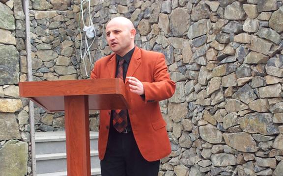 Mekhak Apresyan, Head of Tourism Department at Armenian Ministry of Economy (Photo: mineconomy.am)
