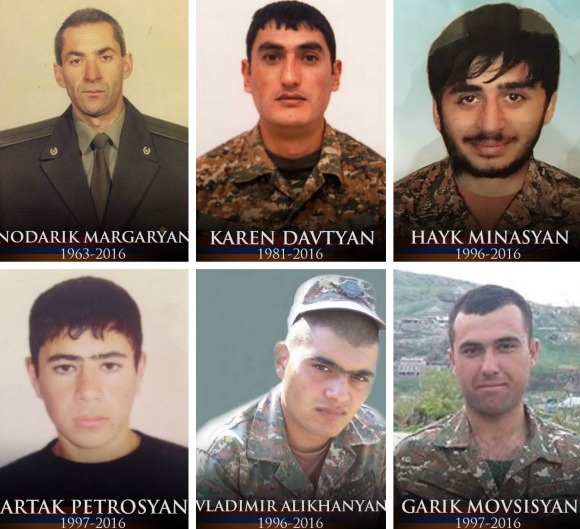 """Families of six fallen soldiers from Armenia's Lori and Tavush provinces received assistance through the """"With Our Soldiers"""" Campaign."""
