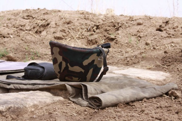 Another Artsakh solder was killed over the weekend