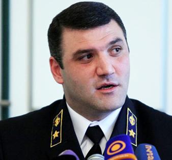 Armenia's Prosecutor General Kevork Kostanyan resigned Thursday
