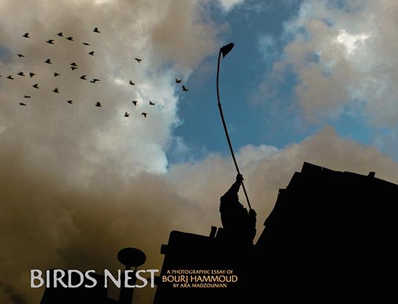 "Ara Madzounian's ""Birds Nest"" cover"
