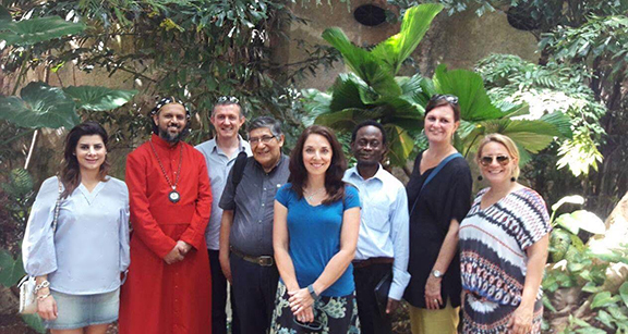 The Cilician Catholicosate participates in World Mission and Evangelism Meeting in Cuba