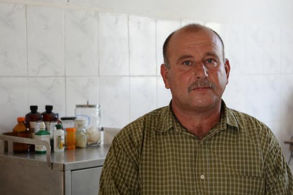 Physician—and refugee—Haig Khatchadourian. (Photo: Knar Babayan)
