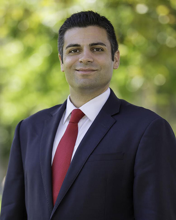 Shant Sahakian announces candidacy for Glendale School Board District D