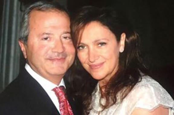 Vatche and Tamar Manoukian