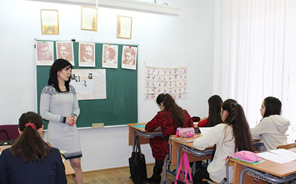 Moscow's only Armenian school on the brink of closure (Photo: Hayern Aysor)