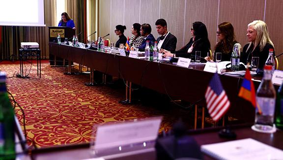 The workshop took place on from Nov. 2-3 in Yerevan (Photo: U.S. Embassy Yerevan)