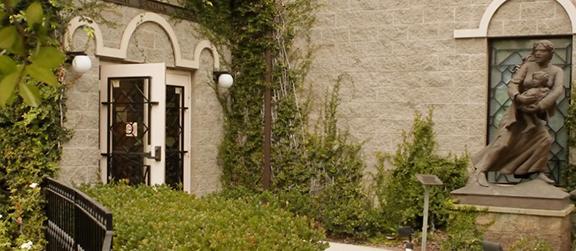 Ararat-Eskijian Museum in Mission Hills, California.