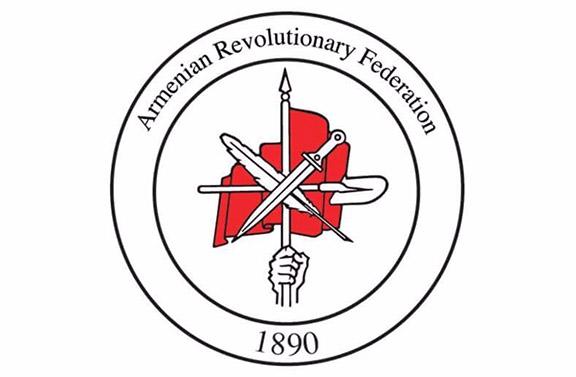 Official logo of the Armenian Revolutionary Federation