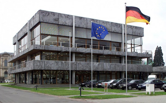 Federal Constitutional Court in Karlsruhe, Germany (Source: International Business Times)