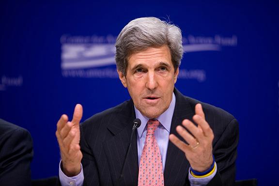 U.S. Secretary of State John Kerry (Photo: Ralph Alswang/Center for American Progress)