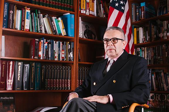 Richard E. Hoagland (Photo: grabdmitry.com)