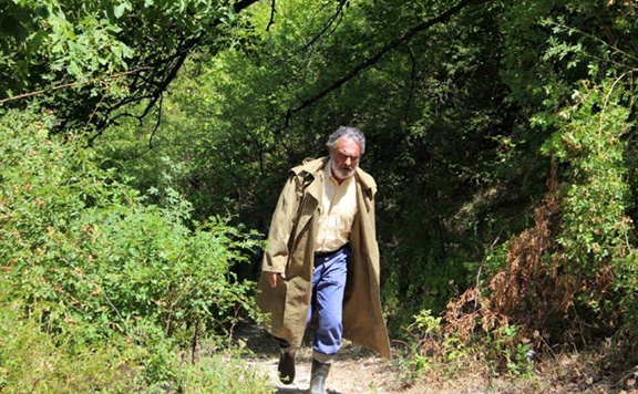 Scene from film, The Last Inhabitant, directed by Jivan Avetisyan