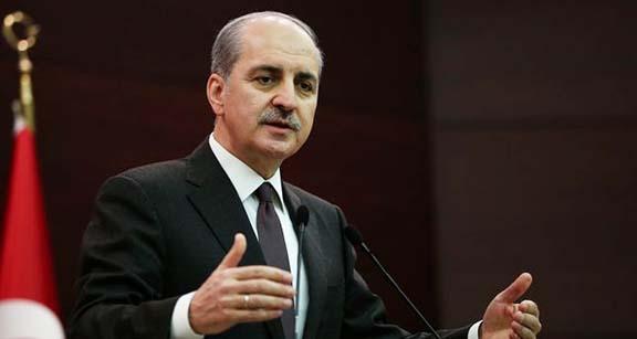 Turkish Deputy Prime Minister, Numan Kurtulmuş (Photo: AA Photo)