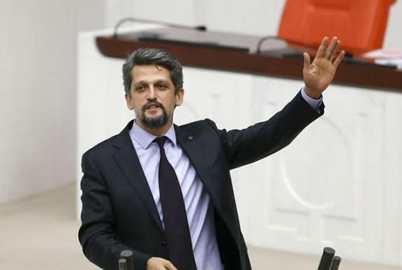 Turkish-Armenian Member of Turkey's Parliament Garo Paylan (HDP).